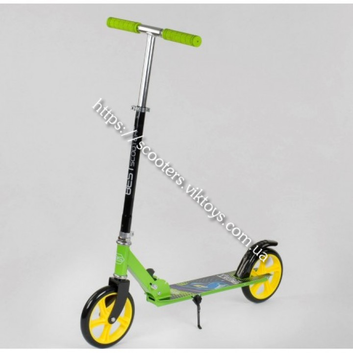 """BEST SCOOTER"" 53396 ЗЕЛЕНЫЙ"