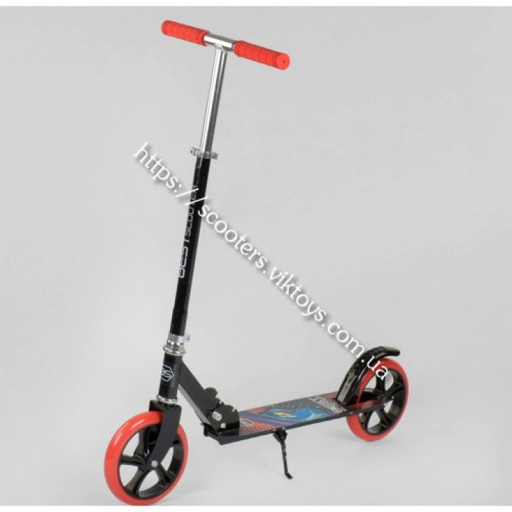"""BEST SCOOTER"" 30458 ЧЕРНЫЙ"
