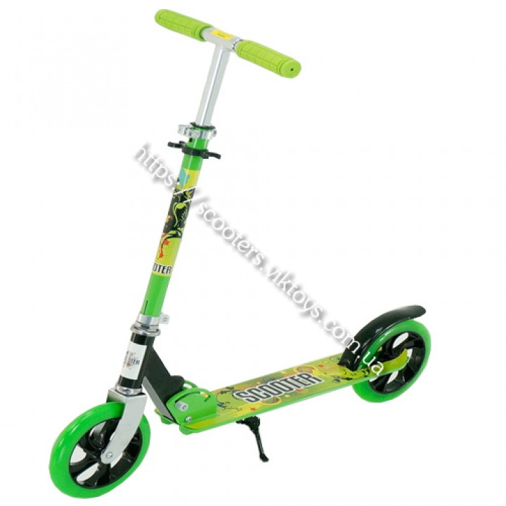 MARATON SCOOTER 46 LIME (САЛАТОВЫЙ)